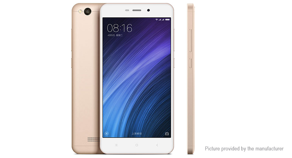 Redmi 4A Gold